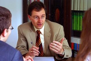 Dr. Thomas Langner, Rechtsanwalt und Fachanwalt für Arbeitsrecht und Familienrecht in Chemnitz